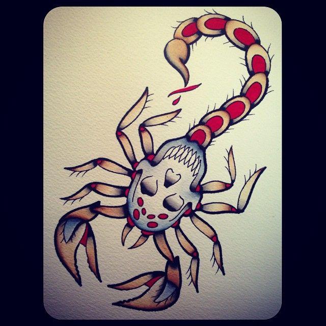 idee tatouage femme scorpion avec tete de mort tatouage femme. Black Bedroom Furniture Sets. Home Design Ideas