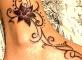 modele de tatouage cheville femme
