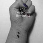 tatouage femme semicolon poignet