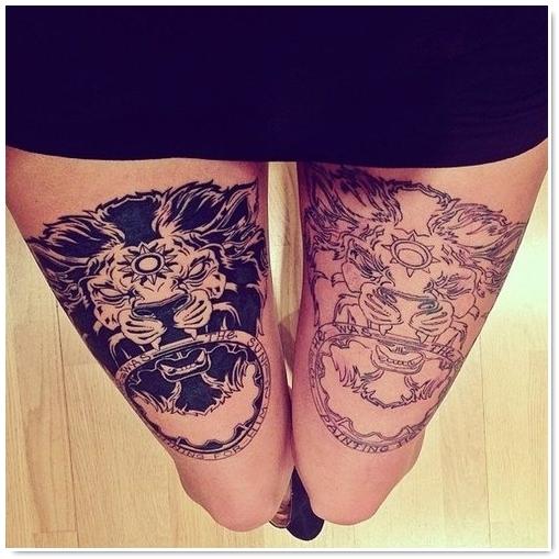 Trouvez des idées pour votre tatouage lion femme