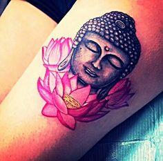 tatouage fleur de lotus cuisse. Black Bedroom Furniture Sets. Home Design Ideas