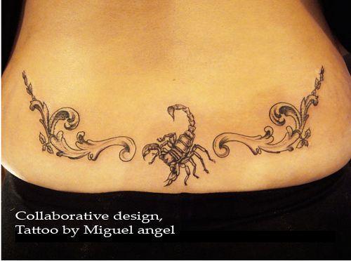 Tatouage Scorpion Idees De Tatouages Et Piercings